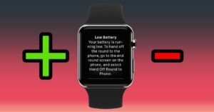 How to calibrate the Apple Watch battery for troubleshooting