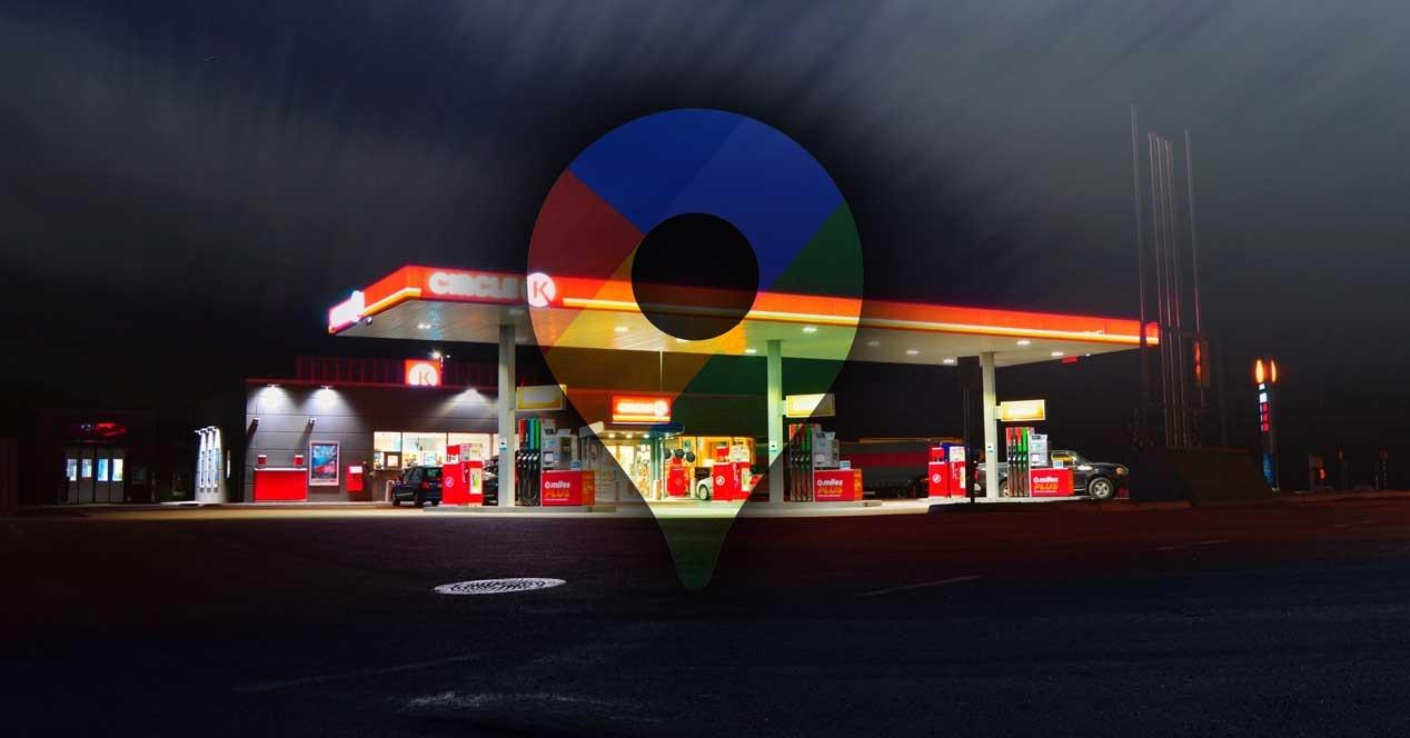 Gas google