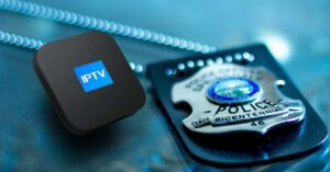They threaten to send user data of two pirated IPTV…