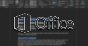 Dark Mode Comes to Microsoft Office Word: How to Activate…