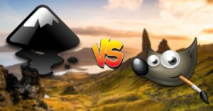 GIMP vs Inkscape – Differences and what each program is…