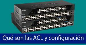 How to configure ACL on the D-Link DGS-1250 L3 switch