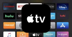 Have multiple platforms on the Apple TV app: Disney +,…