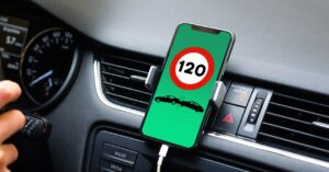 warn about accidents and speed controls