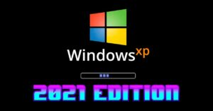 Remastered Windows XP, new concept of the OS updated to…