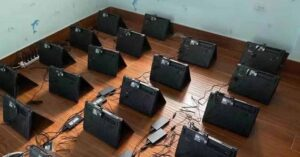 Mining farm discovered using RTX gaming laptops