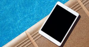 Water resistance of iPads, is there? What certification do they…