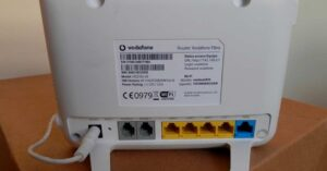 Band Steering on Vodafone WiFi routers – band unification