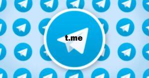 How t.me short links work on Telegram