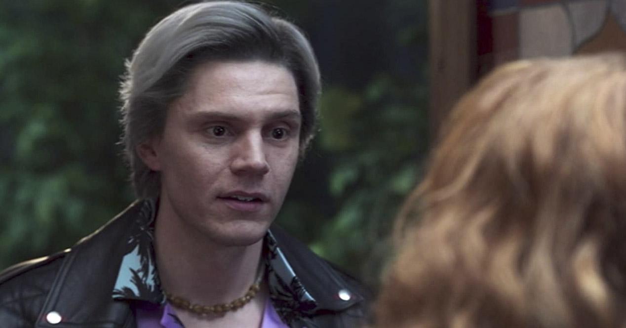 Pietro at Wandavision