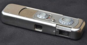 the spy camera used by spies in the Cold War