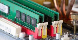 RAM power consumption affects CPU design
