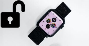 Apple Watch security code: how to set it