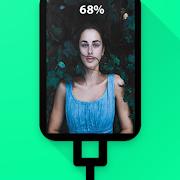 Battery Charging Slideshow - Charging Photo Slides