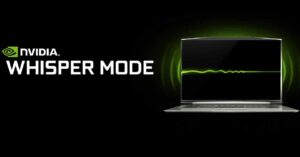 How NVIDIA WhisperMode technology works and what it is for