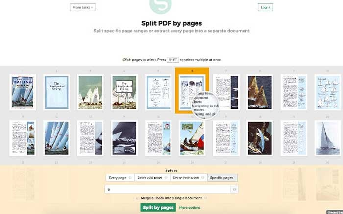 Sedja PDF Editor