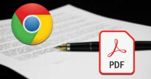 Convert PDF from Google Chrome – Best Extensions