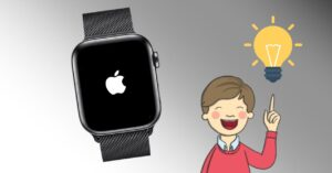 Apple Watch stays on the block and won't turn on:…