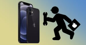 New Apple repair policy with iPhone 12