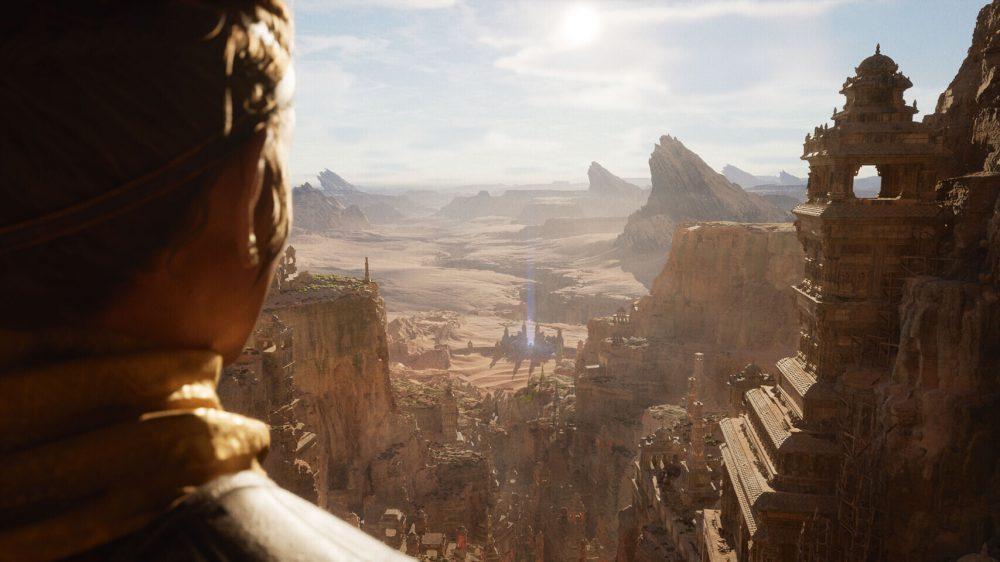 Unreal Engine 5 Demo