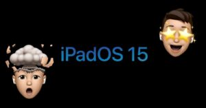 Possible new features of iPadOS 15 in concept video