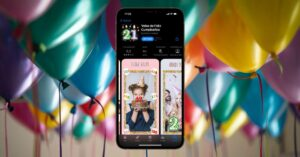 Apps to create Birthday greetings from the iPhone