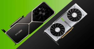 Ampere and Turing architecture on RTX 3080 vs RTX 2080…