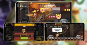 Analysis of the free game Cookie Run: OvenBreak for Android