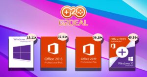 Windows 10 and Office licenses on sale: very cheap