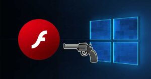 Windows 10 removes Flash Player forever – Patch KB4577586