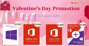 Your cheapest licenses, get Windows 10 for only 11.26 euros!