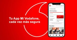 Double authentication My Vodafone – SMS or email security code