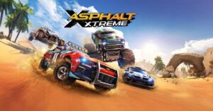 Arcade driving with OffRoad circuits