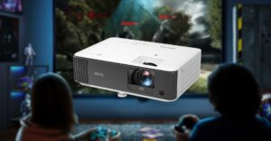 new 4K gaming projector for consoles like PS5