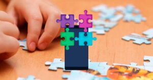 Children's puzzle games for mobile