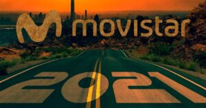 Movistar objectives in Spain for the year 2021 in fiber,…