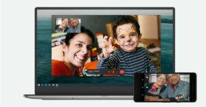 Calls and video calls on WhatsApp Desktop from PC now…