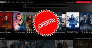 movies and series for 1.99 euros per month