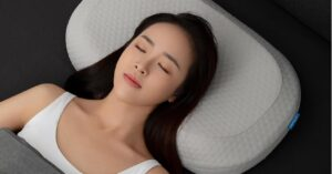 New Xiaomi pillow with massage mode, mobile control and more