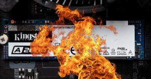 Is your SSD hot? Forget the problems with these solutions