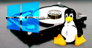 How to copy or move files from Windows to Linux