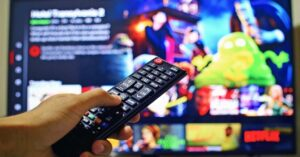 What can cause cuts when watching videos on Netflix or…
