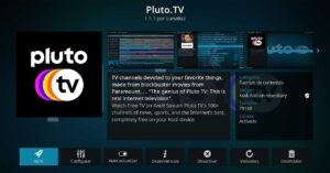 How to watch Pluto TV's free channels on Kodi with…