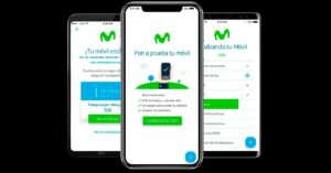Movistar Mobile Insurance, first month free promotion