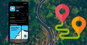 Maps apps for iPhone