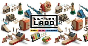 All Nintendo Labo kits available for Nintendo Switch
