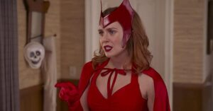 Why Wanda isn't called the Scarlet Witch in Marvel movies