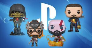 Official PlayStation funkos for video game lovers