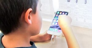How to create an Apple account for children