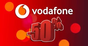 Unlimited Vodafone Home offers – 50% discount March 2021